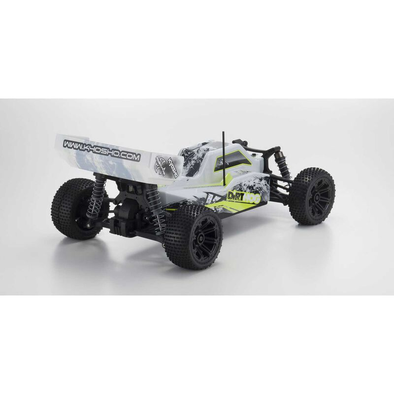 1/10 Fazer Dirt Hog T1 4WD Electric Buggy Brushed RTR, Yellow
