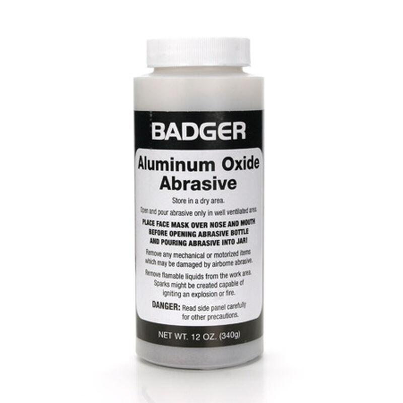 Aluminum Oxide Abrasive 12oz