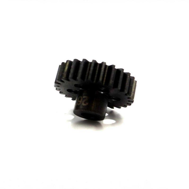 26t Steel Mod 1 Pinion Gear 5mm