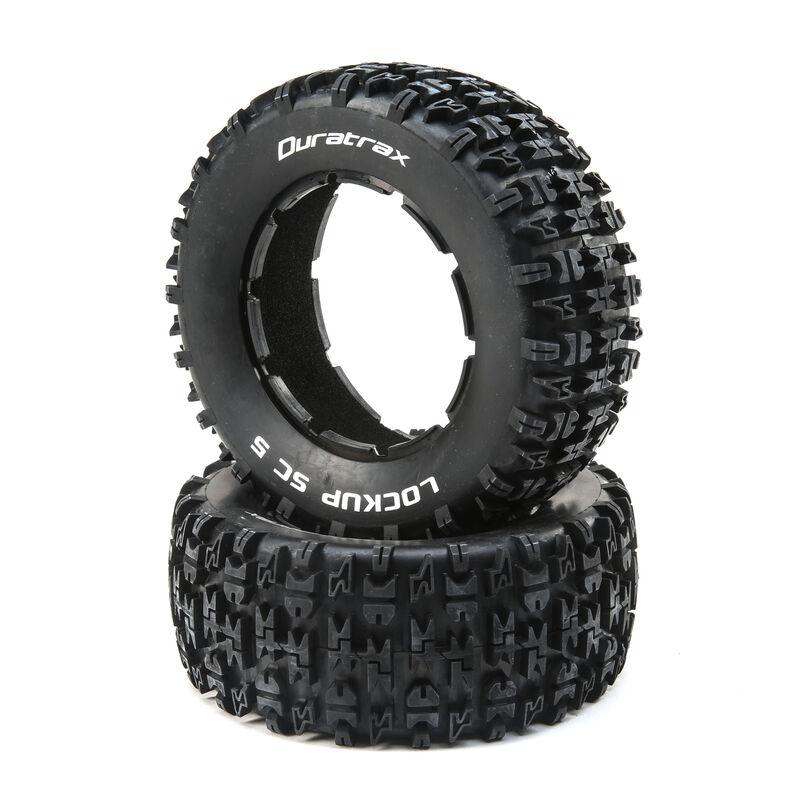 Lockup 1/5 SC Sport Tires (2)