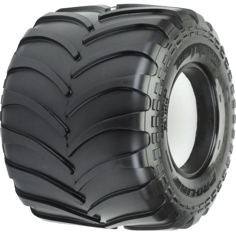 "Destroyer 2.6"" All Terrain Tire: Clod Buster"