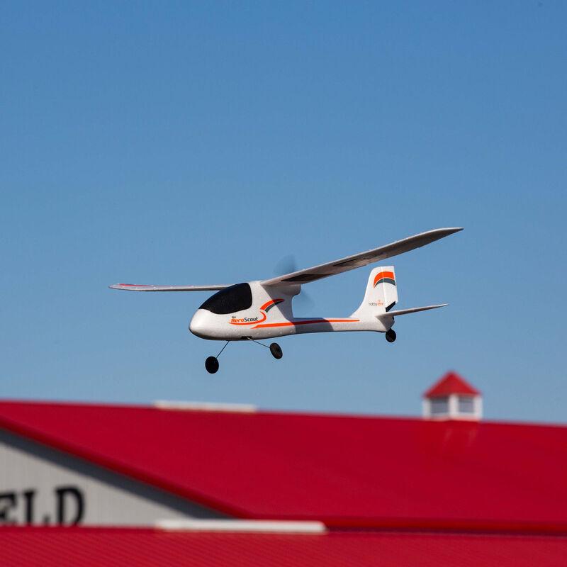 Mini AeroScout RTF