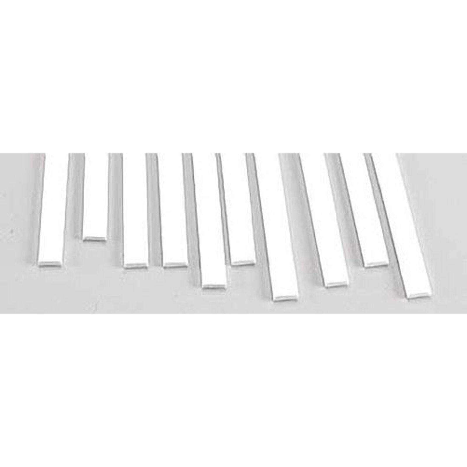 MS-825 Rect Strip,.080x.250 (10)