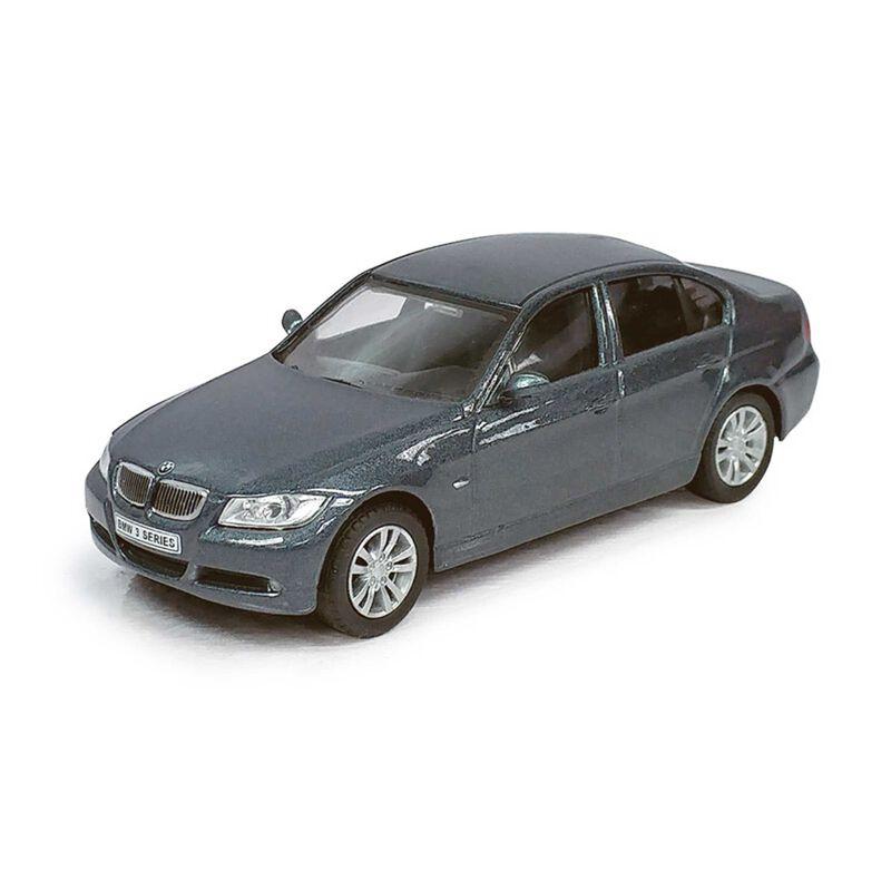 Scale 1/43 BMW 3 Series, Grey Metallic