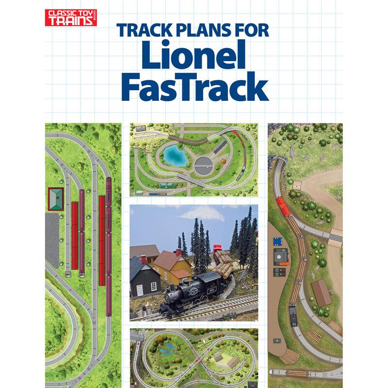 Track Plans for Lionel FasTrack