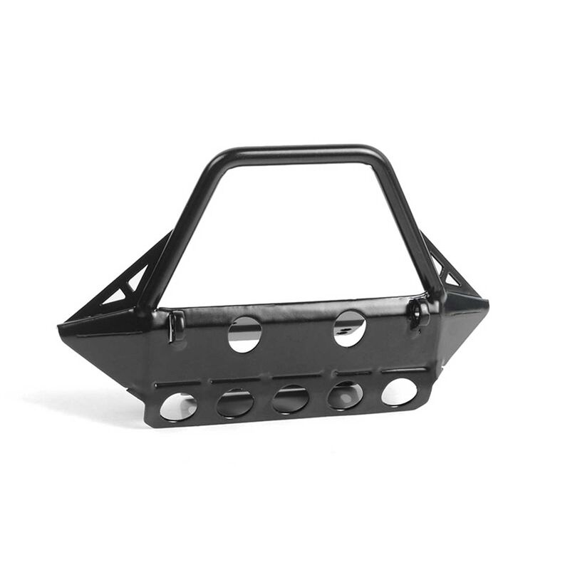 Metal Front Bumper: Axial SCX10 III JLU Wrangler