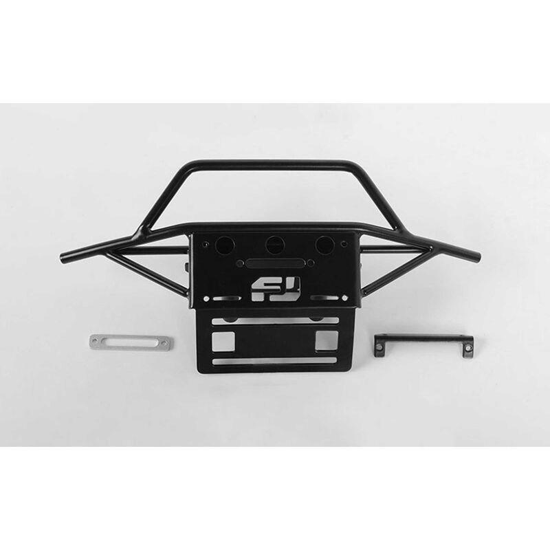 Metal Front Winch Bumper: HPI Venture FJ Cruiser