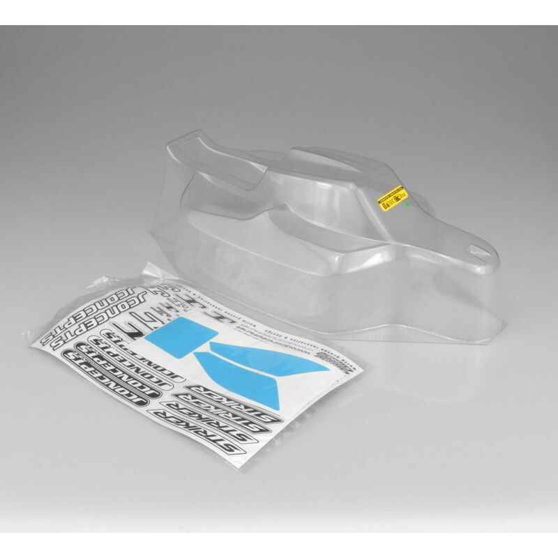 1/8 S15 Clear Body, Light Weight: Mugen MBX 8