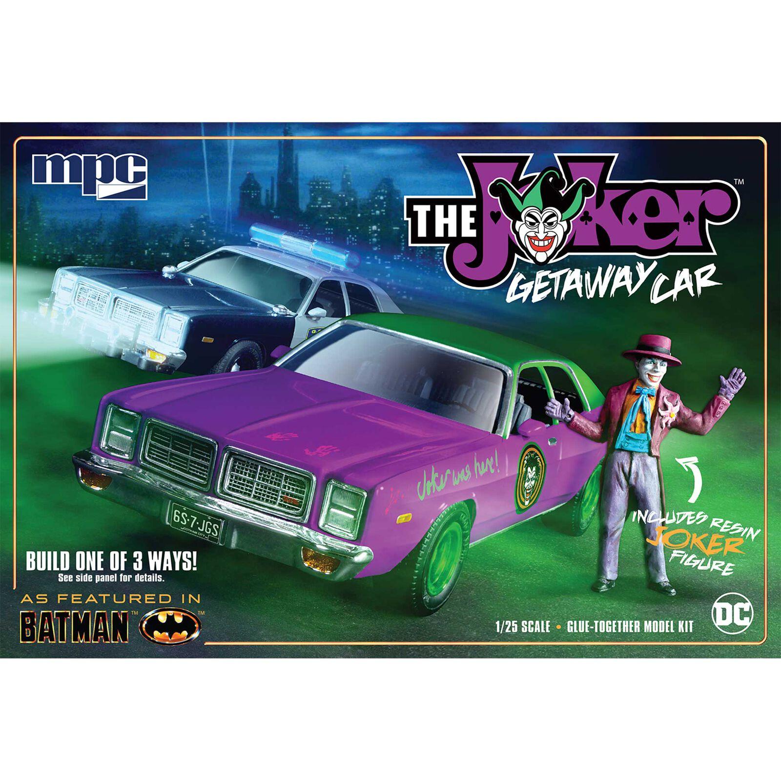 1/25 1978 Batman Joker Goon Car Dodge Monaco