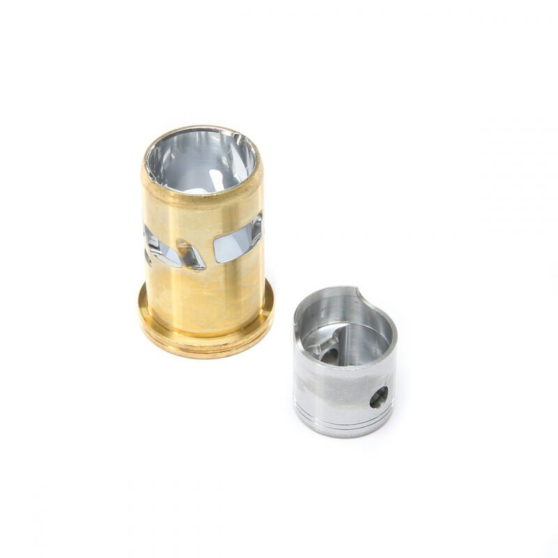 Cylinder Piston Assembly: R2103 Speed
