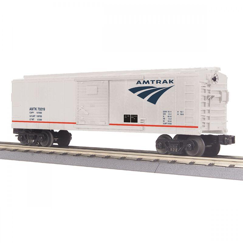 O-27 Box Amtrak
