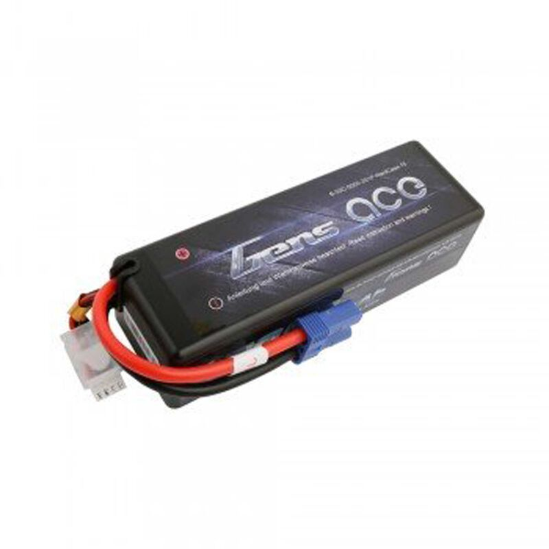 11.1V 5000 Capacity 3S Voltage 50C LiPo, EC5