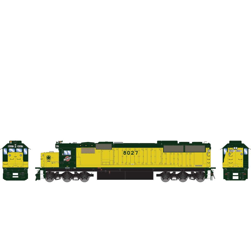 HO RTR SD60 with DCC & Sound C&NW #8027
