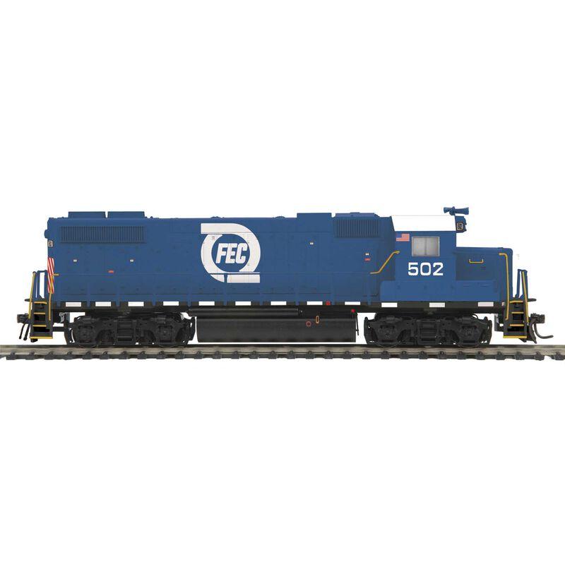 HO GP38-2 w PS3 FEC #502