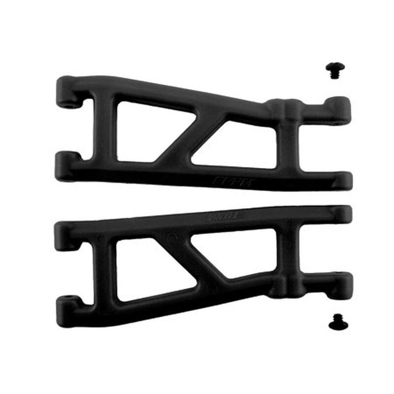 Rear A-Arms (2), Black: T4, SC10