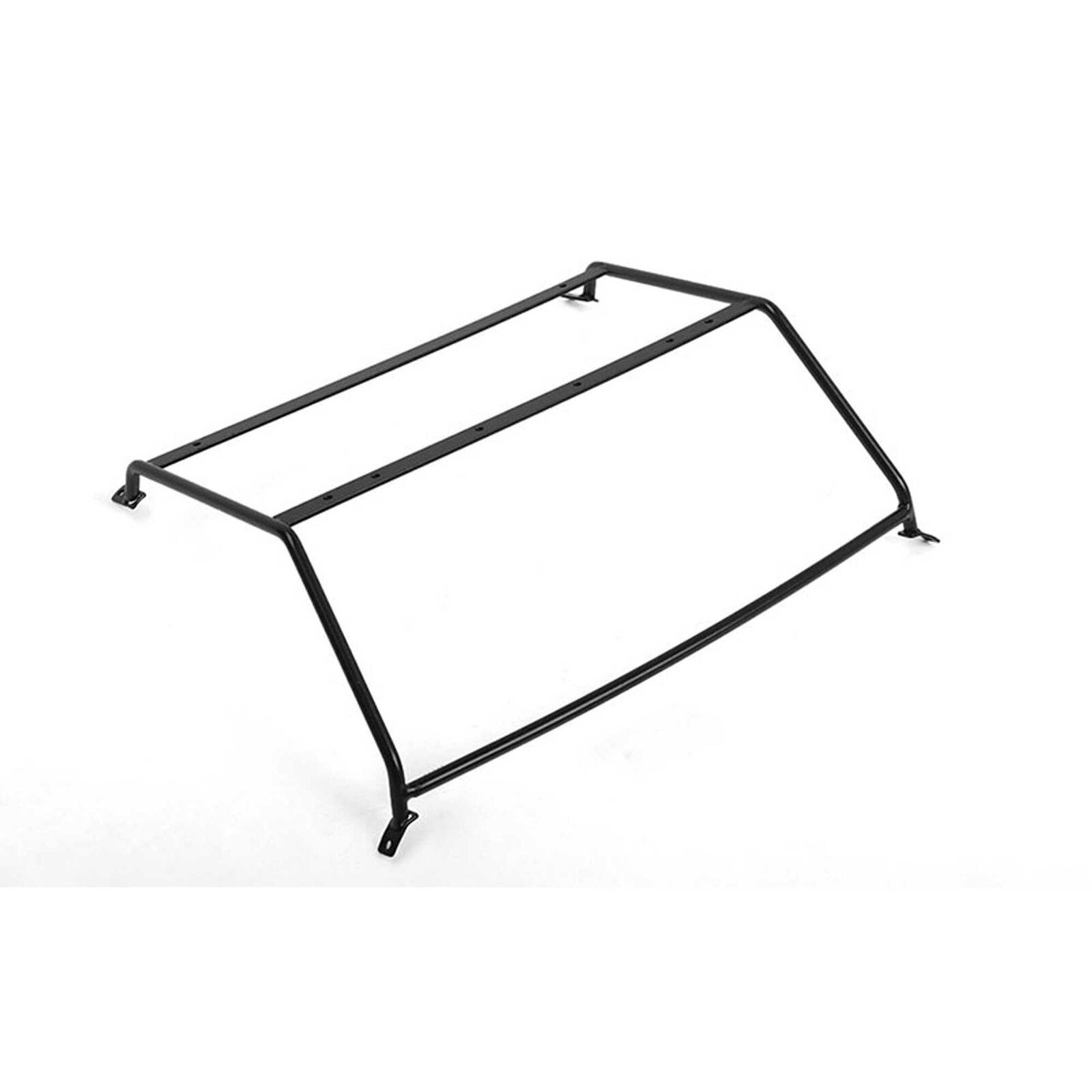 Exterior Steel Roll Cage-VS4-10 Origin Halfcab Blk