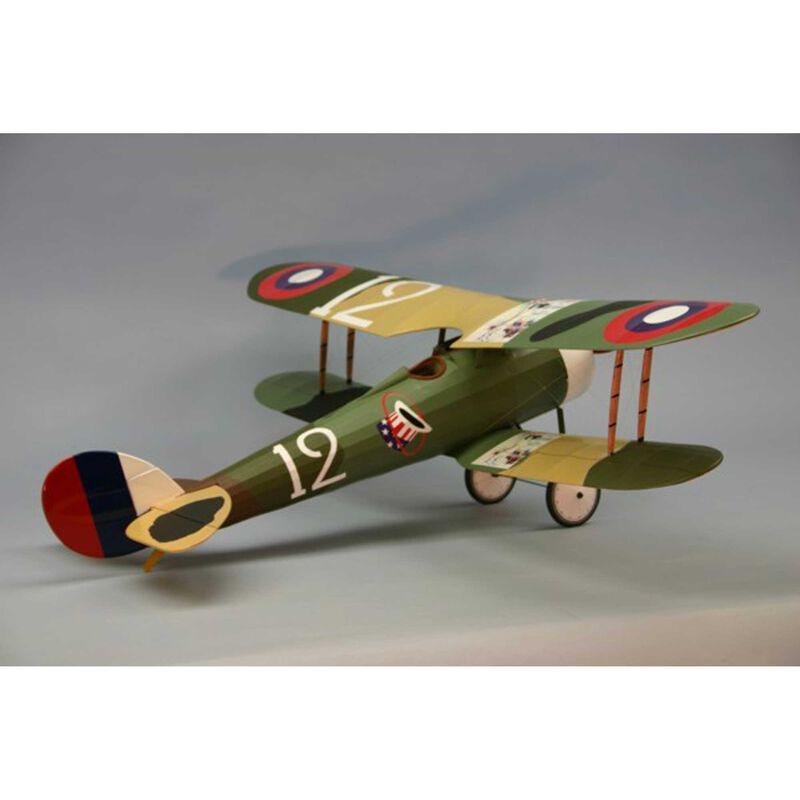 """Nieuport 28 WW1 Fighter Electric Kit, 35"""""""
