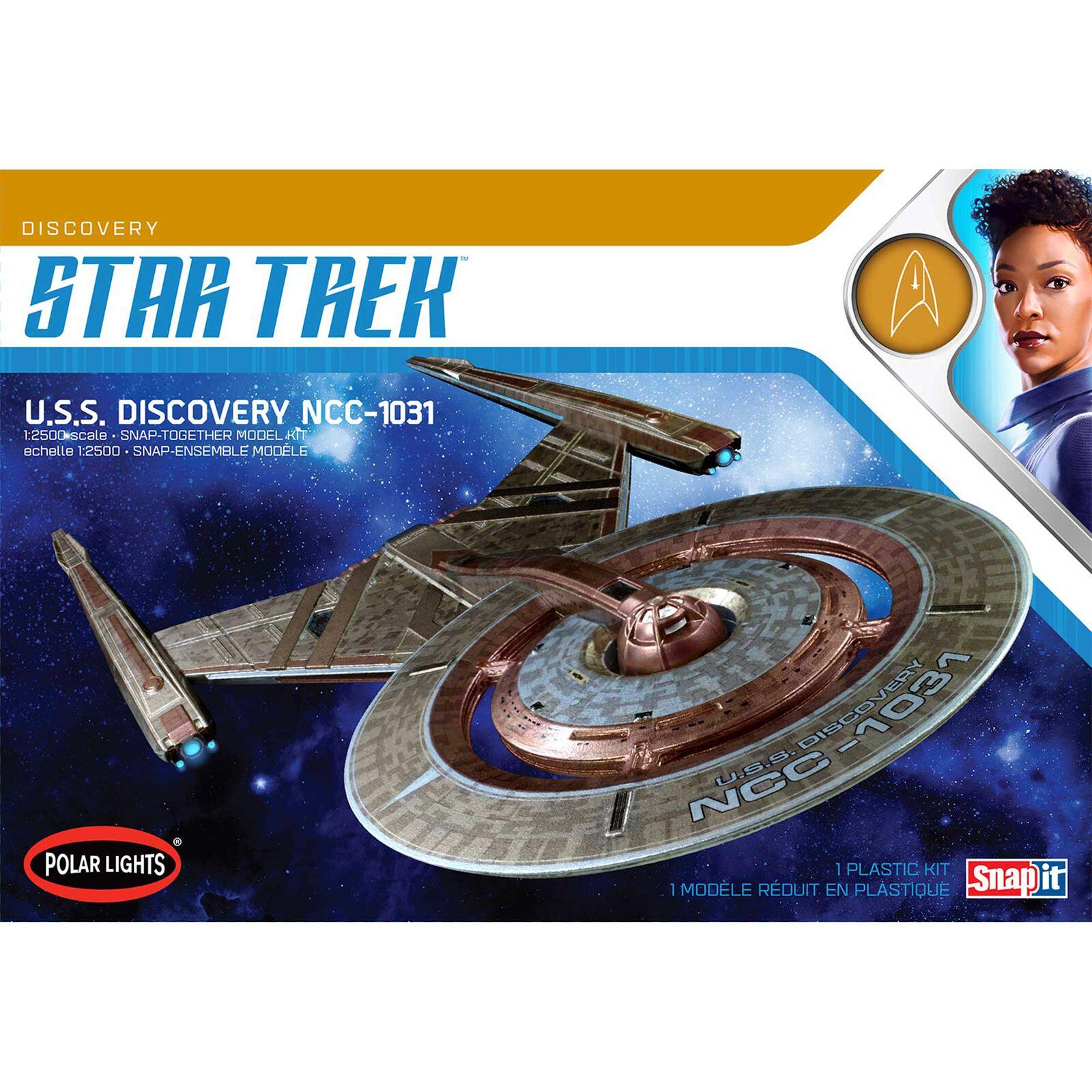 1/2500 Star Trek Discovery 2T