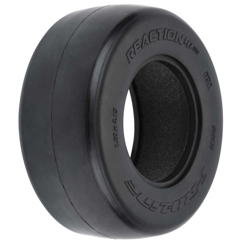 Reaction HP S3 (Soft) Drag Belted Rear Short Course Tires (2)