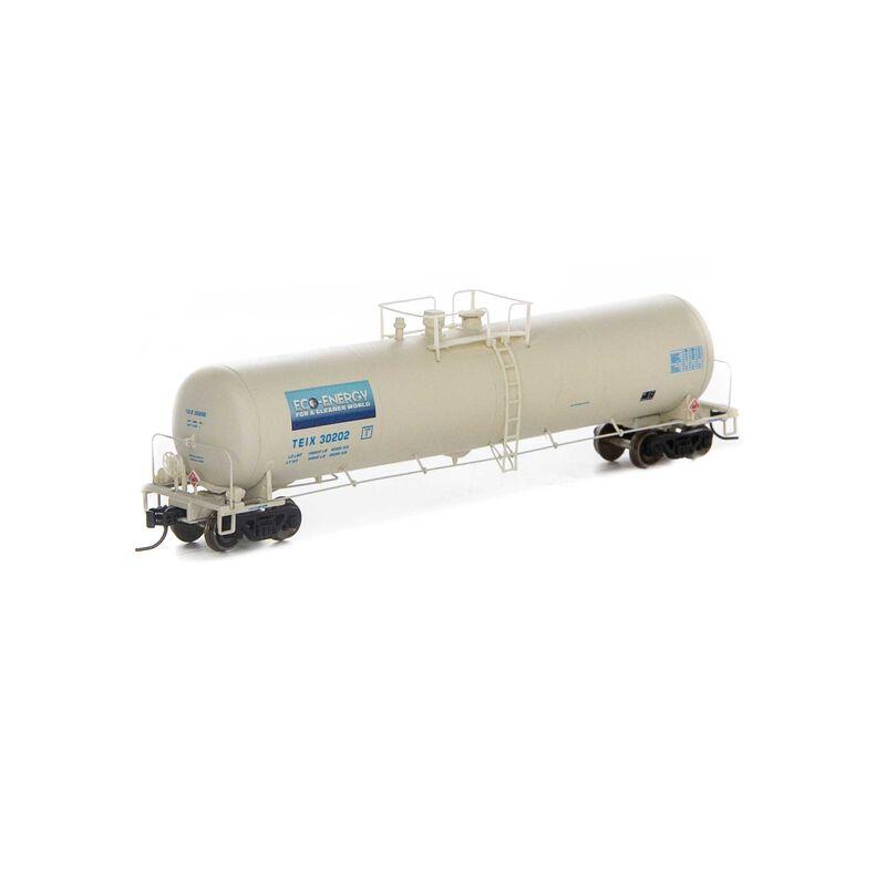 N 30,000 Gallon Ethanol Tank TEIX White #30202