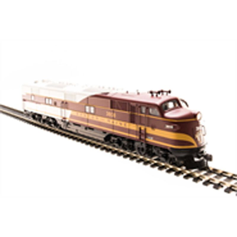 N EMD F7B Paragon3 PRR Single Stripe #9658B