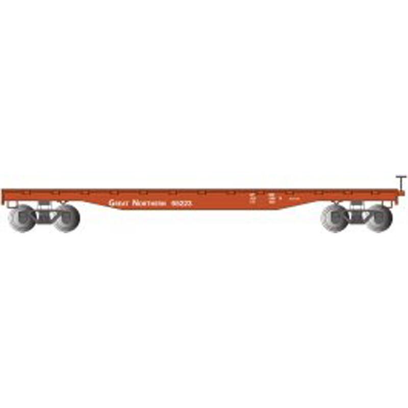 HO 52' Flat GN #65226