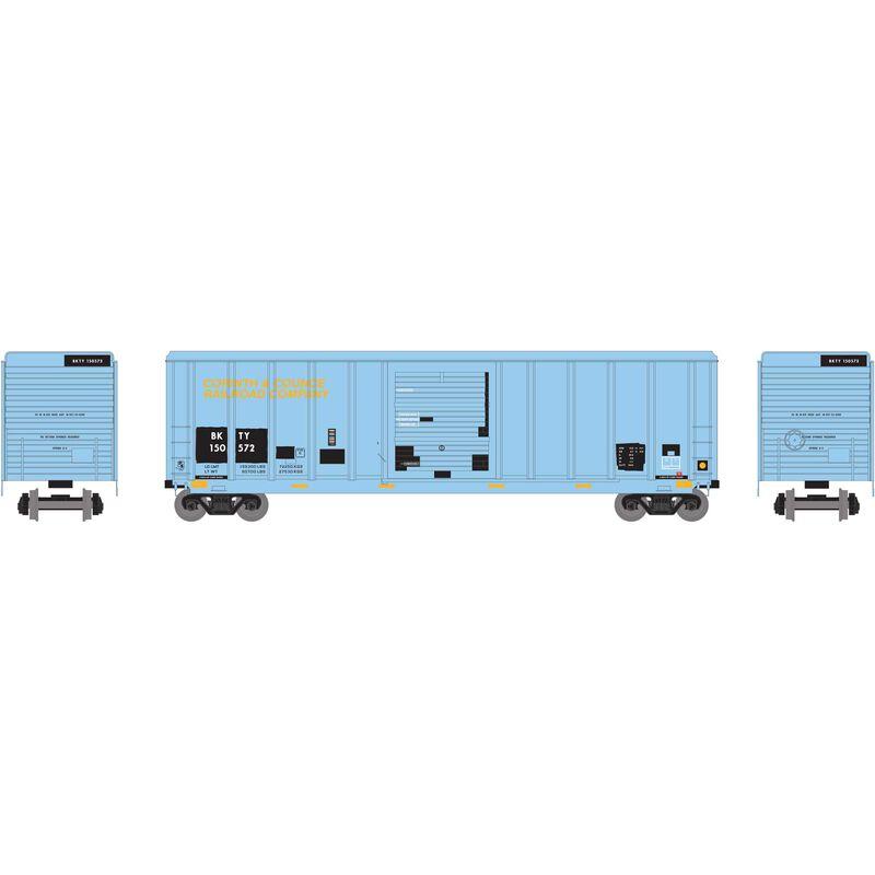HO RTR 50' PS 5344 Box UP BKTY #150572