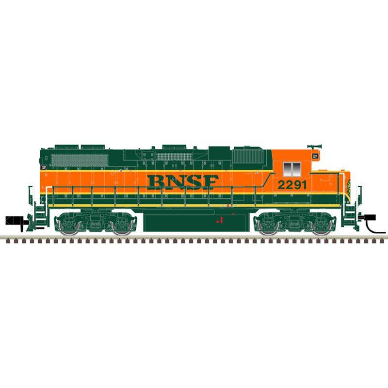 N GP38-2 BNSF #2270