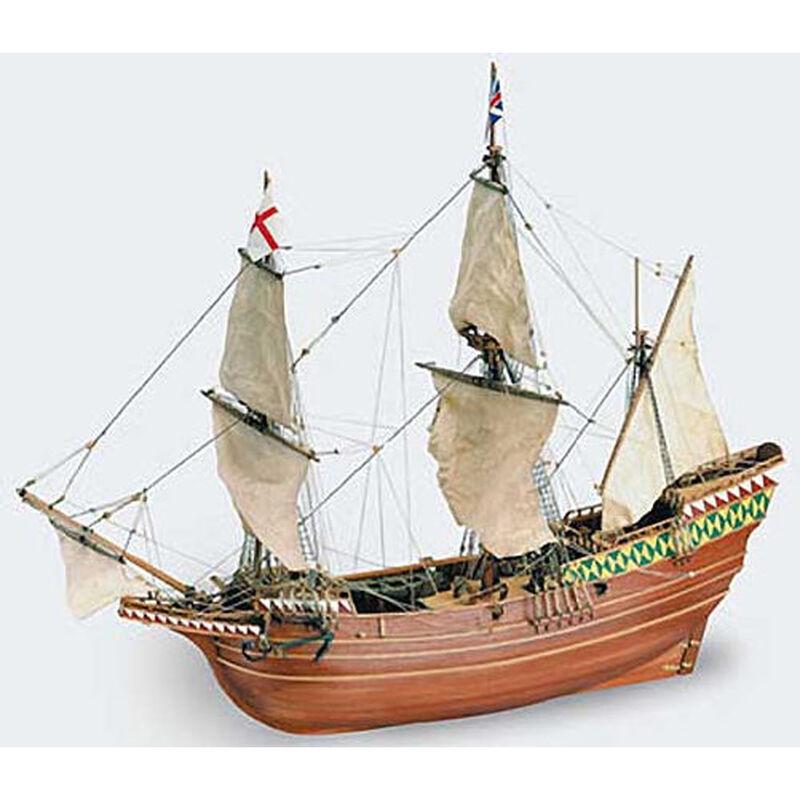 1 64 Mayflower Wooden Model Ship Kit