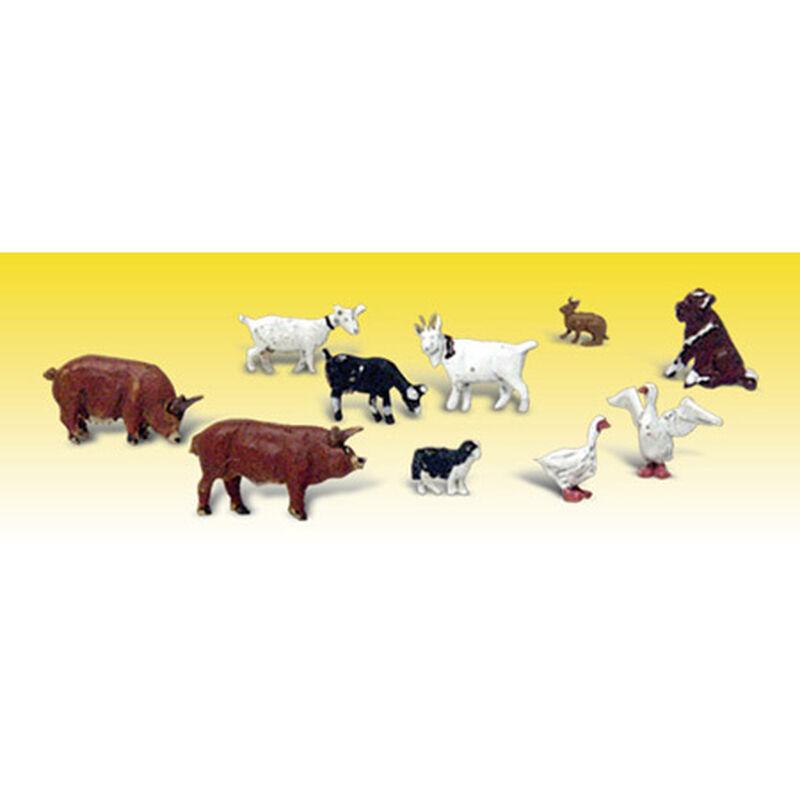 N Barnyard Animals