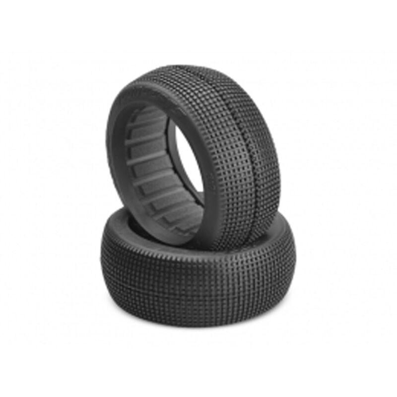 1/8 Reflex Tire, Blue: Buggy