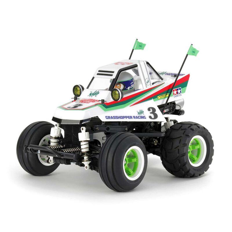 1/10 Comical Grasshopper WR-02CB 2WD Buggy Kit