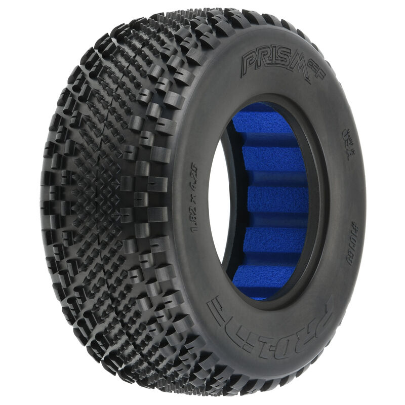"""Prism 2.2""""/3.0"""" Z3 SCT Front Carpet Tires (2)"""