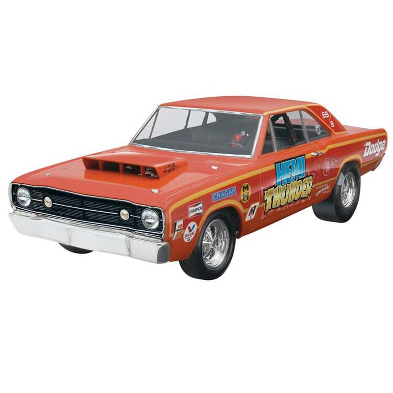 1/25 '68 Dodge Hemi Dart 2 'n 1