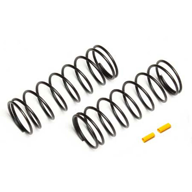 Front Springs, Yellow, 5.4 lb/in (2)