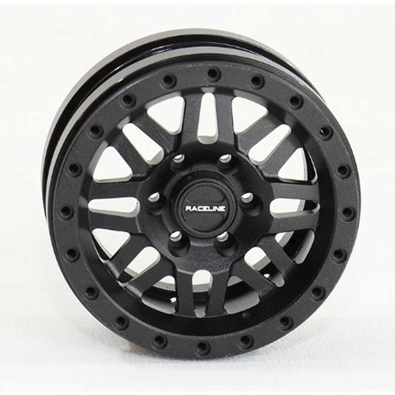 Raceline Rhyno 1.55 Aluminium Beadlock Wheels (4)