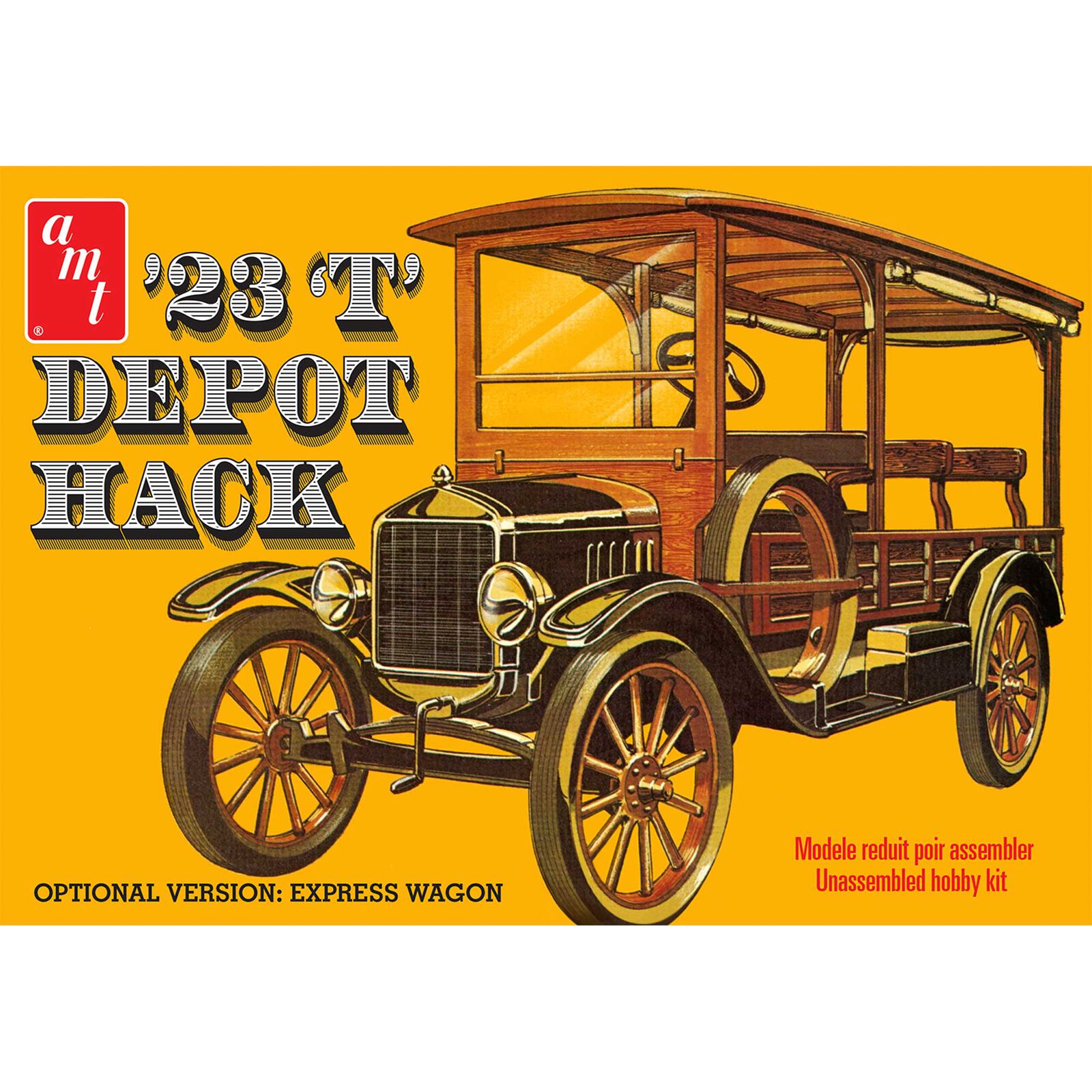 1923 Ford T Depot Hack