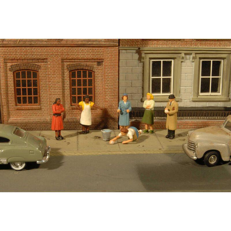 HO Sidewalk People (7)