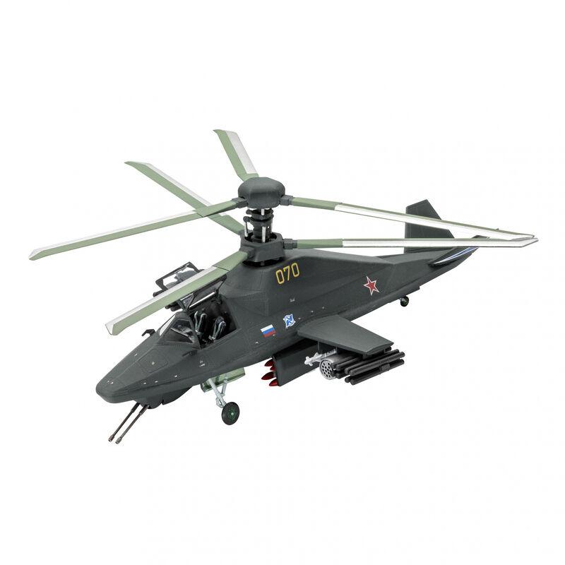 1/72 Kamov Ka-58 Stealth Helicopter