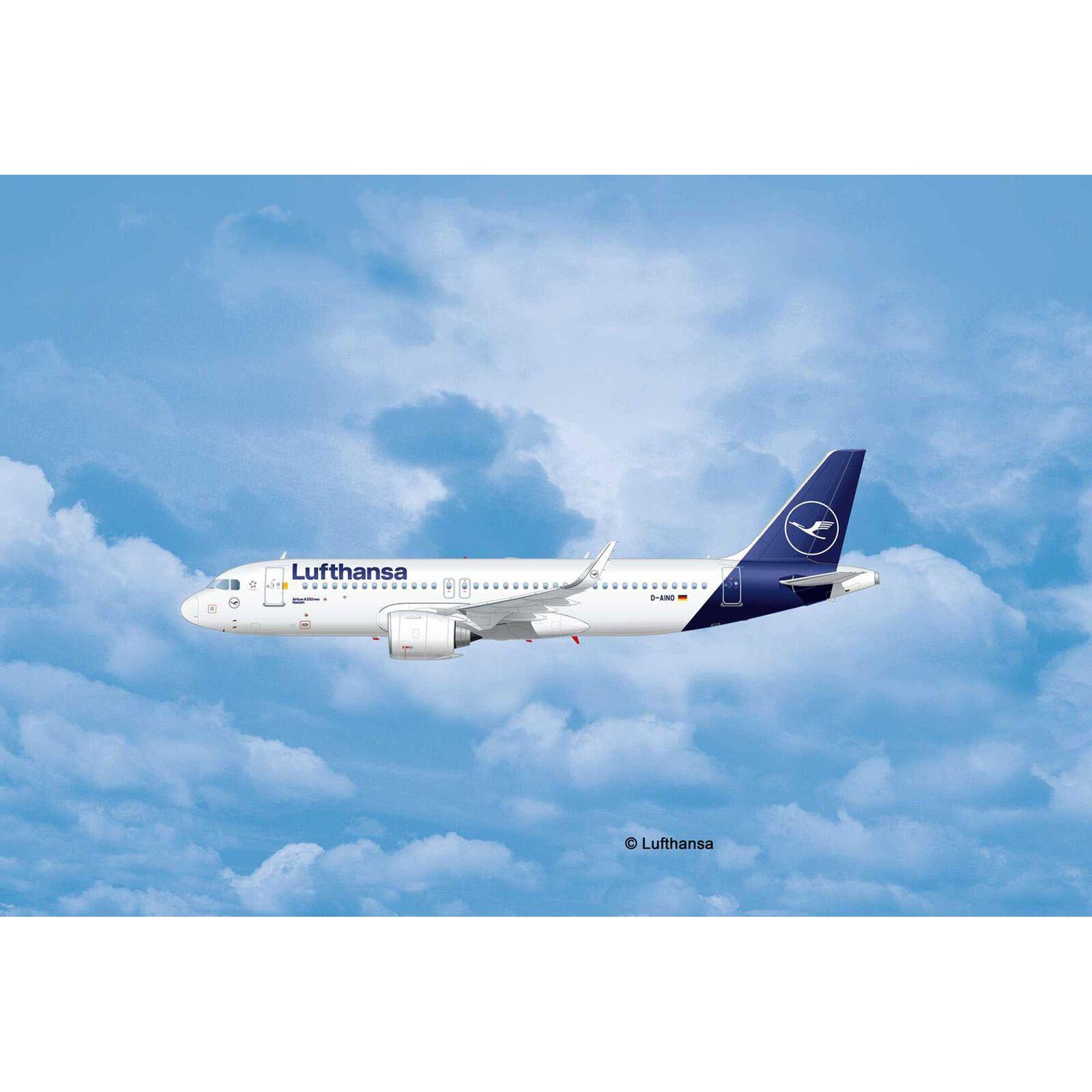 1/144 Airbus A320 neo Lufthansa New Li