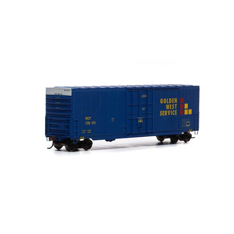 HO 50' Smooth High Cube Plug Door Box, VCY #179111