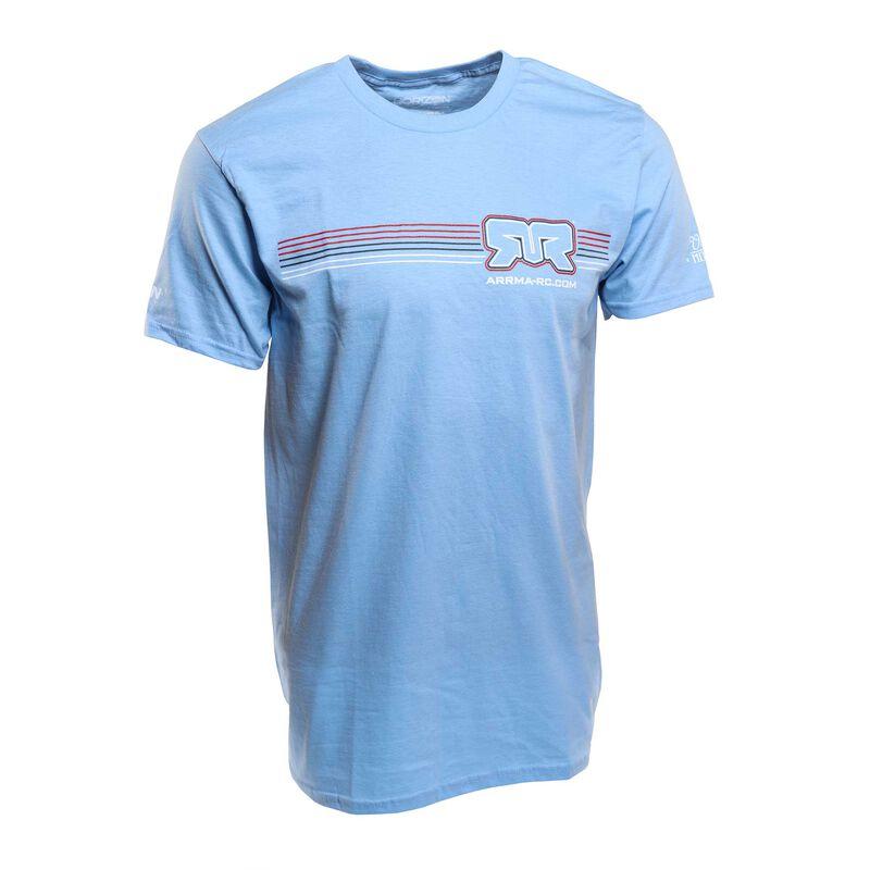 ARRMA Retro Blue T-Shirt 2XL