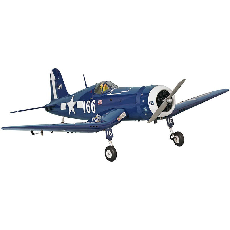 F4U Corsair 1.20 20cc GP EP Gas ARF 70.9""