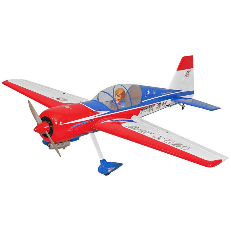"""Yak 54 Mk2 GP EP Gas ARF 66.3"""""""