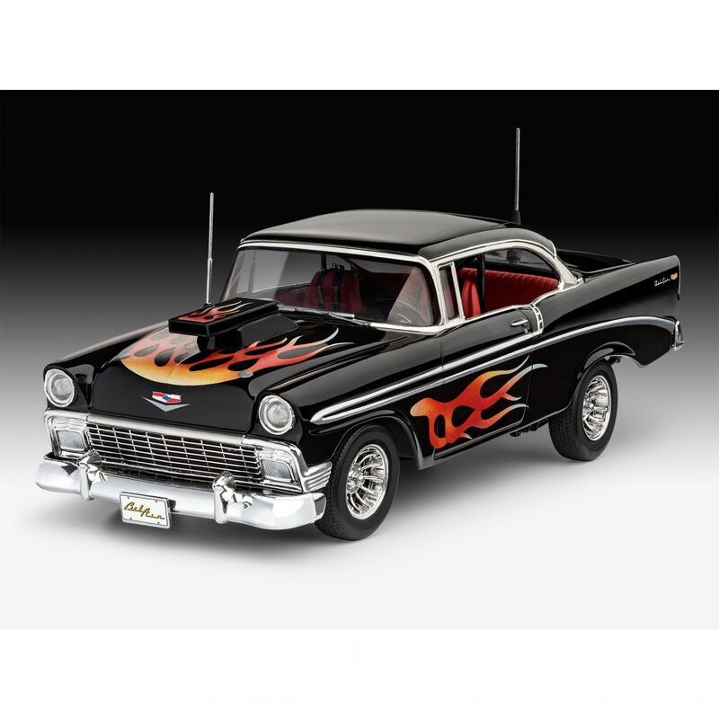 1/24 1956 Chevy Custom