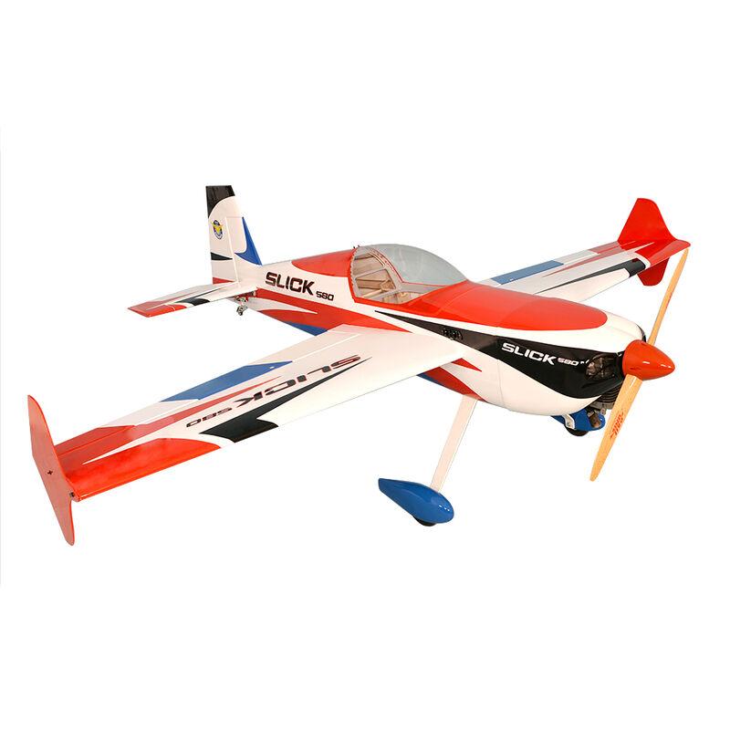 "Slick Aerobat EP 60cc ARF 86.5"""