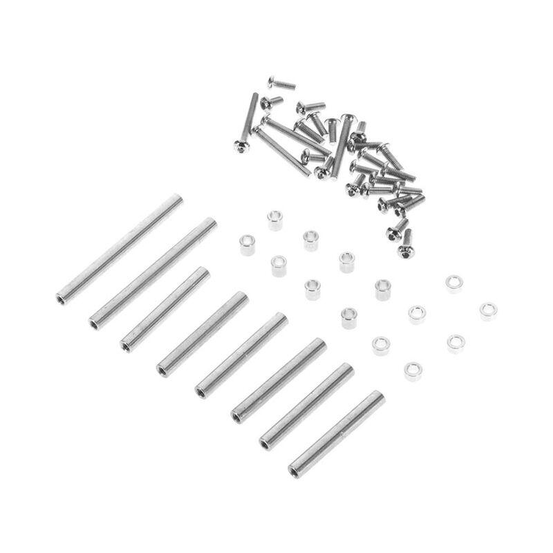Aluminum Tube Set w Screws RXS270