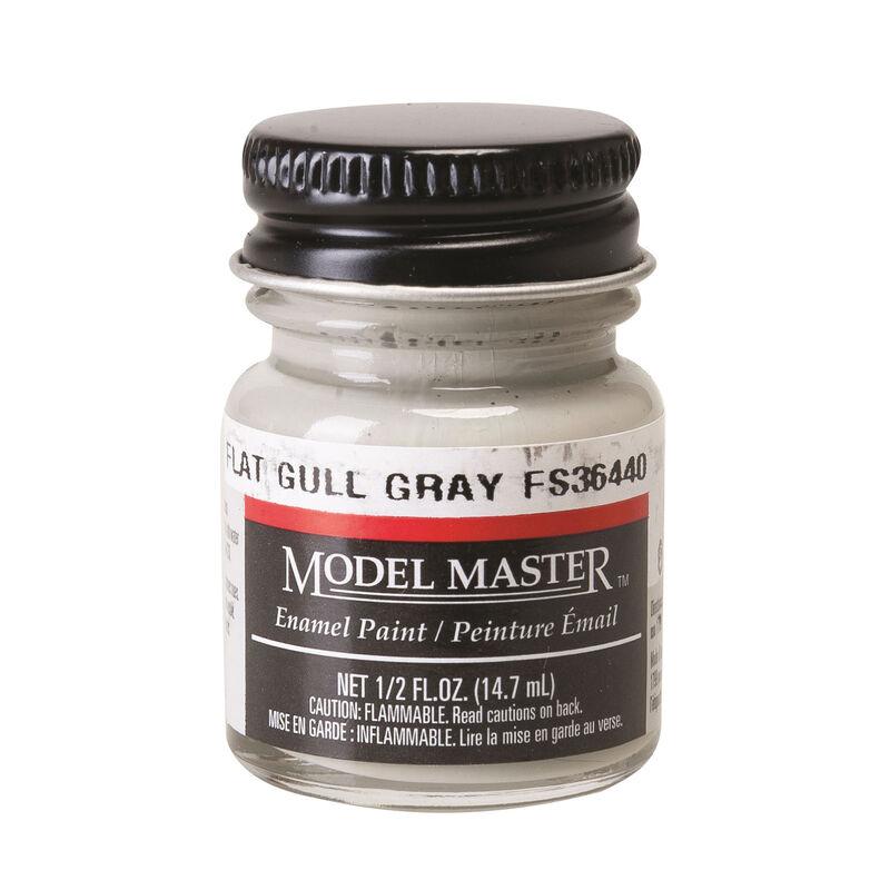 MM FS36440 1/2oz Flat Gull Gra