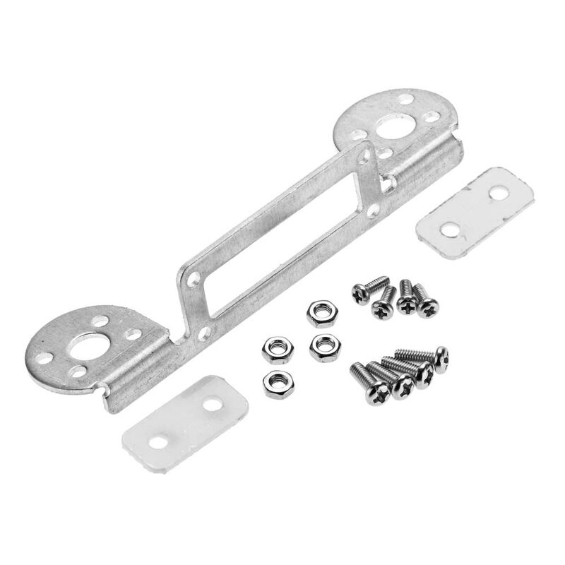 Motor Mount Dual T-270 with Mounting Plate: Wildcat