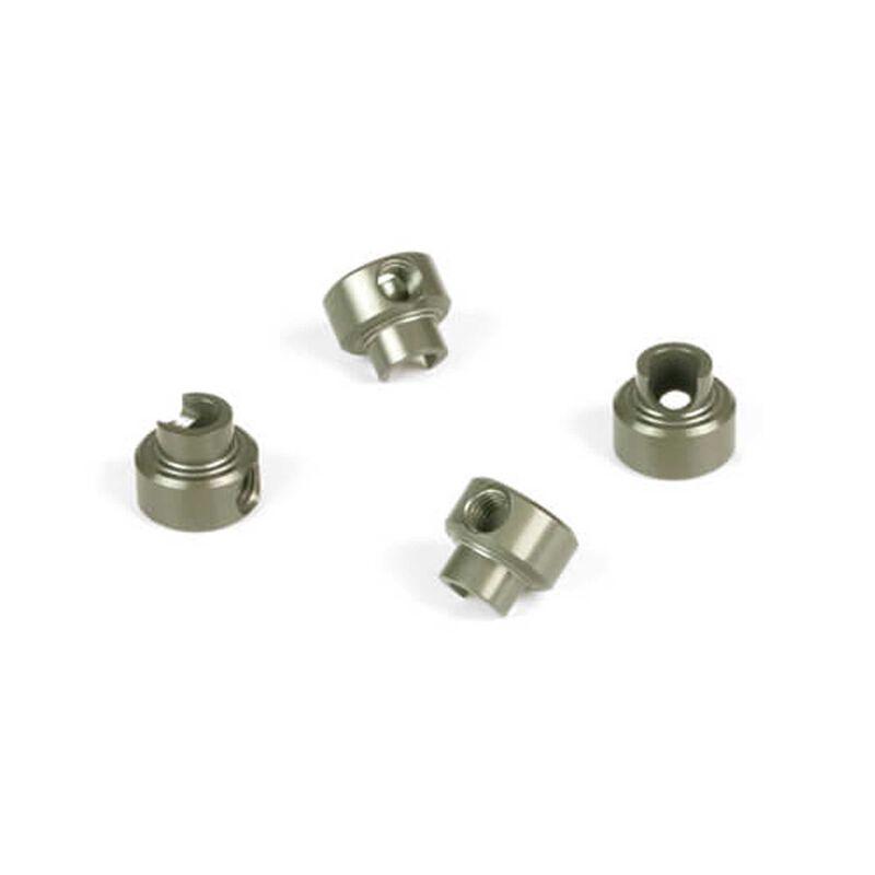 Aluminum Sway Bar Collars (4pcs,EB/NB/ET/NT48 2.0)